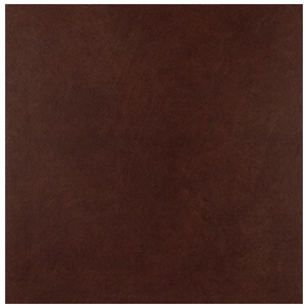Carrelage Rex MaTouche peau marron effet cuir, 60x60cm, le m2