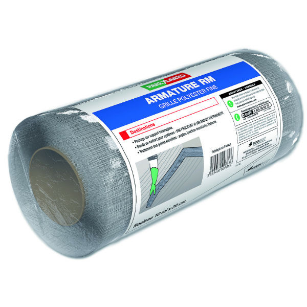 Armature RM ParexLanko, Grille Polyester, 0,2 x 10 m