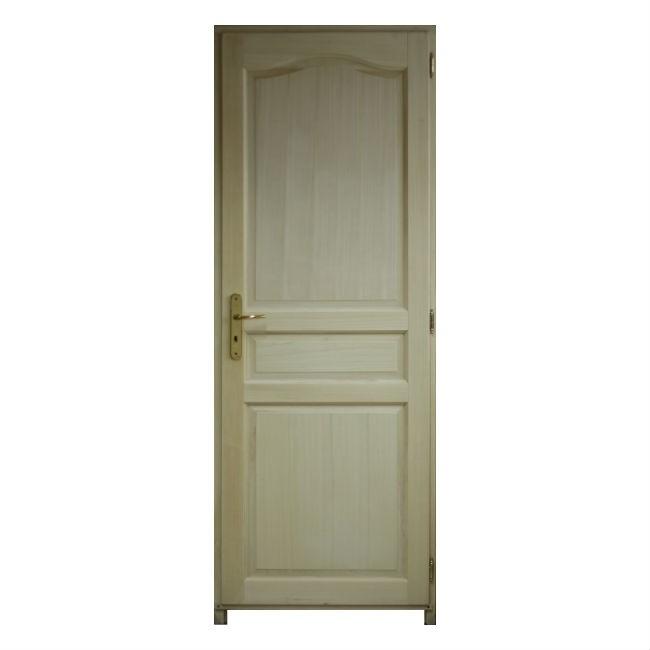 bloc porte chapeau 3pnx 204x73 gauche huisserie 92. Black Bedroom Furniture Sets. Home Design Ideas