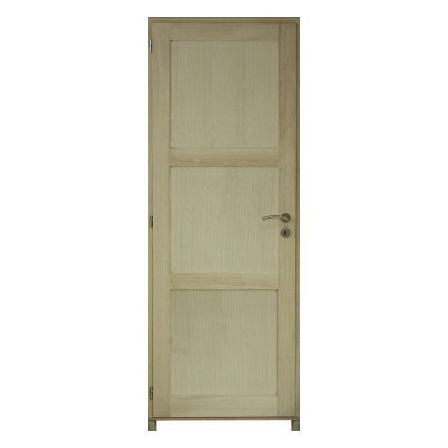bloc porte tokyo 3 pnx 204x73 droit. Black Bedroom Furniture Sets. Home Design Ideas