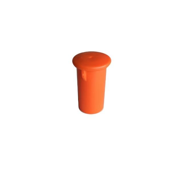 Bouchon de Protection Rouge pour Ferraille 6 à 16 mm, par 500