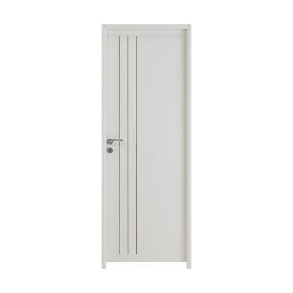Bloc Porte Aleria Panneau MDF 204x73cm Huisserie 90mm Droit - GIMM