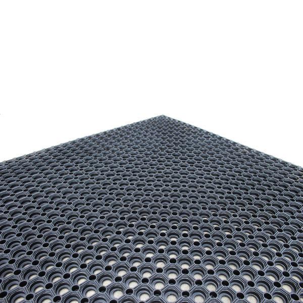 Caillebotis caoutchouc Antiderapant 150 x 100 cm