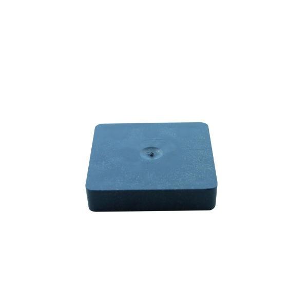 Cale de réglage PVC Pleine 70 x 70 mm ép 9 mm coffrage, par 100