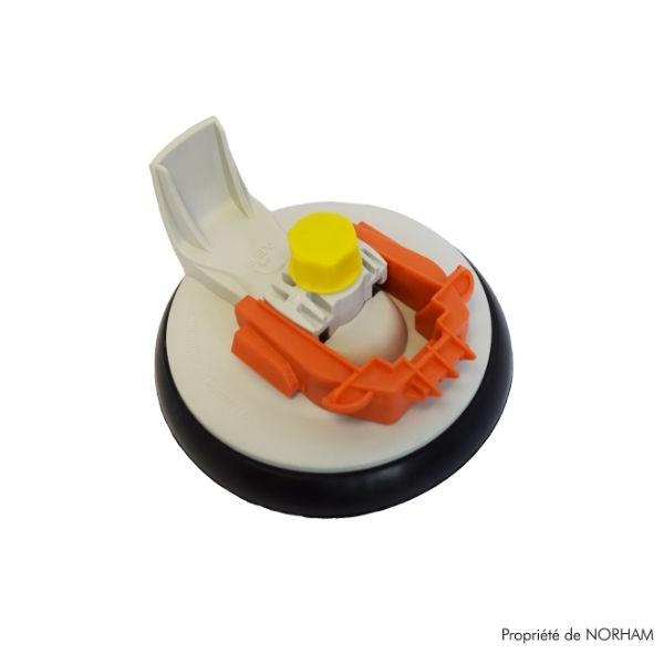 Obturateur Mécanique CamStopper Norham CAMV120 diamètre 116/123 mm