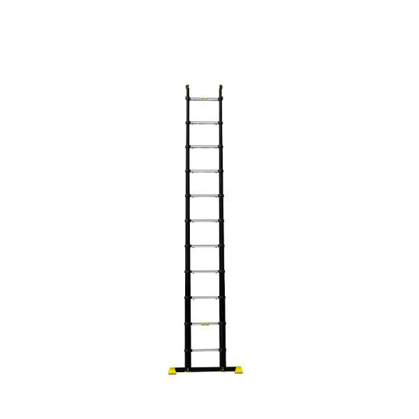 Echelle télescopique professionnelle Centaure  Bamboo, 4,70 m
