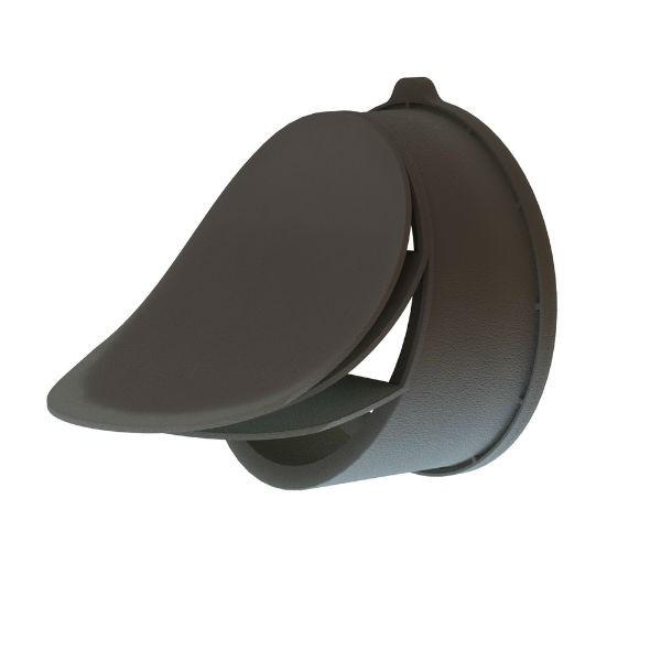 Clapet Anti-Odeurs Vertical Stink-Shield Norham 200 mm SHIELD200V