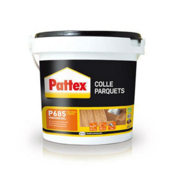 Colle Parquet Pattex P685, seau 16kg