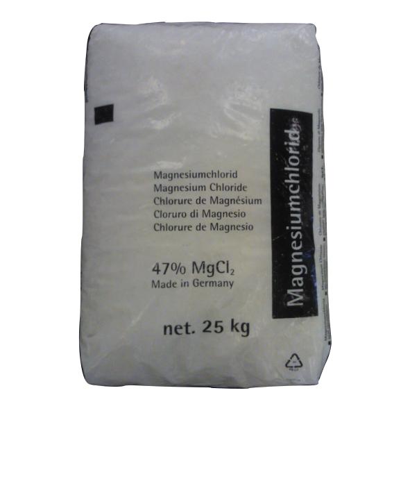 Déverglaçant Magnésium Non Corrosif 25 kg