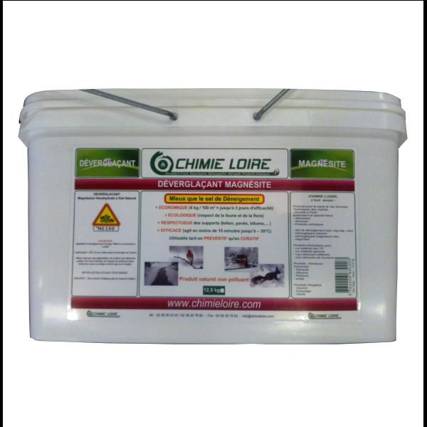 Déverglaçant Magnésium Non Corrosif 12,5 kg
