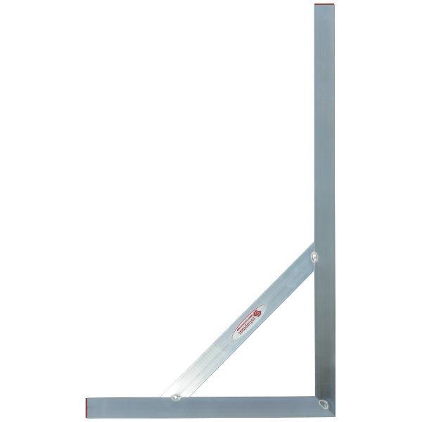 Equerre de Maçon Aluminium Soudée Taliaplast 100 x 60 cm