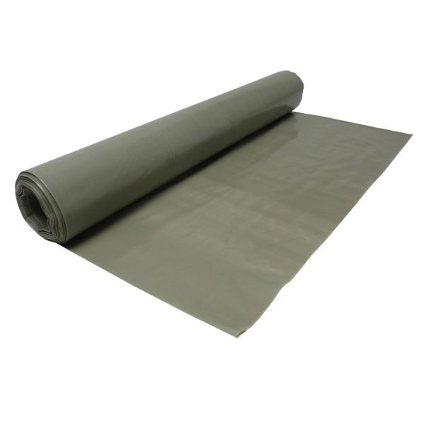 Film de protection PE 15/100 Largeur 3m Surface 165m2 Gris opaque