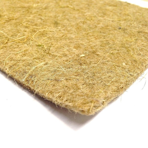 Géotextile non tissé en fibre végétales naturelles, 1000g/m2, 2,20 x 25m