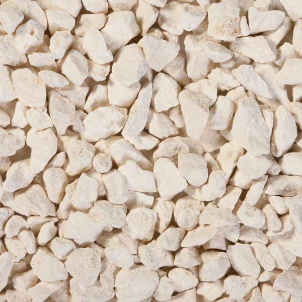 Gravillon calcaire blanc 6/10 CC Cantillana, big bag de 500kg