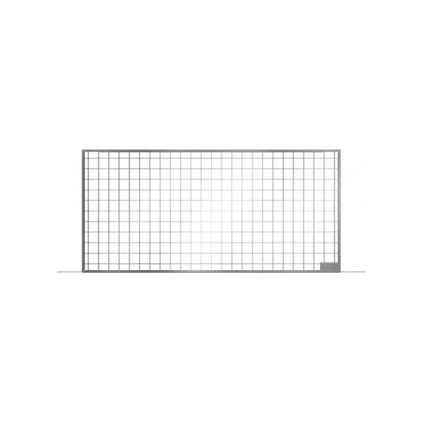 Grille Caillebotis 30x30 pour Cour Anglaise ACO, 125 cm