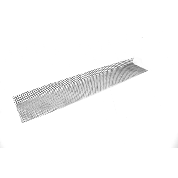 Grille anti-rongeurs Alu 30 x 100 mm perforations 3mm, 2m