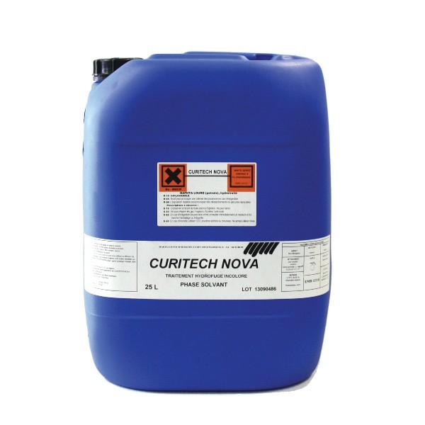 Hydrofuge toiture phase solvant Curitech Nova, 25 litres