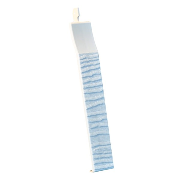 Jonction pour lame de bardage PVC, différents coloris