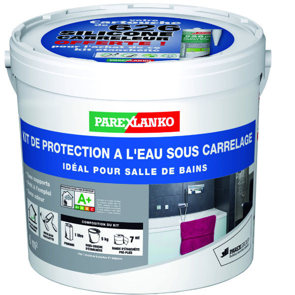 Kit Protection Sous Carrelage ParexLanko 6 Kg