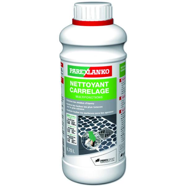 Nettoyant Carrelage Multifonction ParexLanko, 0,75 litre