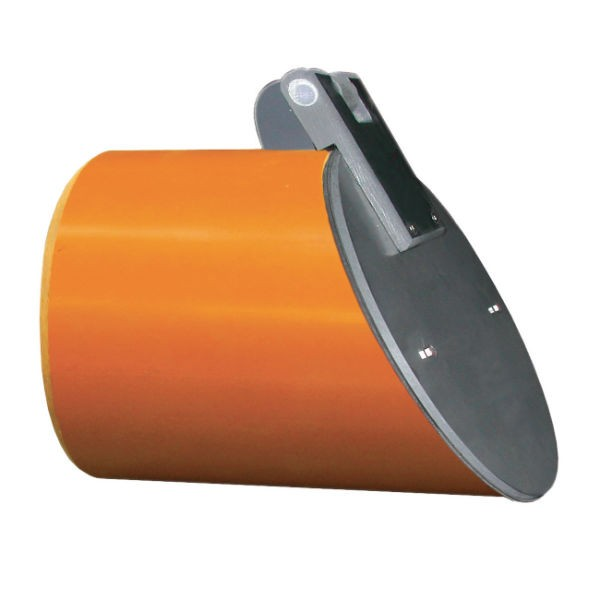 Clapet de nez PVC diamètre 110 mm