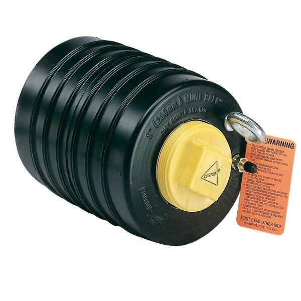Obturateur gonflable Norham Flo-Bloc UT3B3/4 diamètre 75 mm