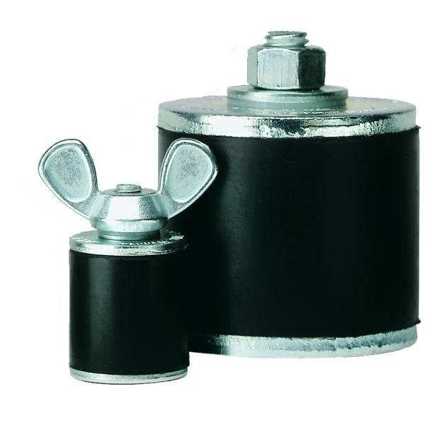 Obturateur Mécanique à Vis Kwik'N Sure Norham diamètre 10/11 mm
