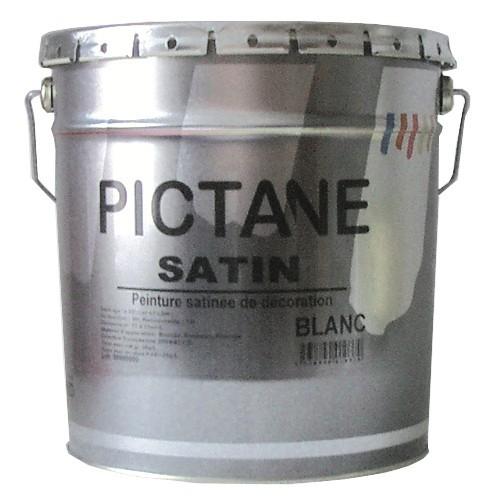 Peinture acrylique Pictane Satin MD toutes teintes, 2,5 litres