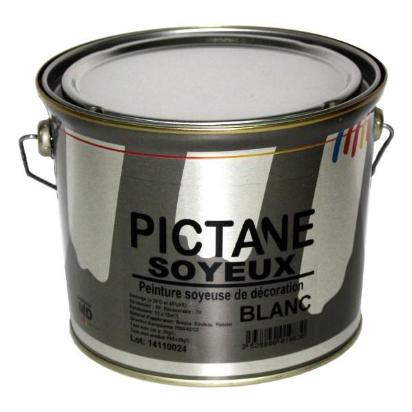 Peinture acrylique Pictane Soyeux MD toutes teintes, 15 l