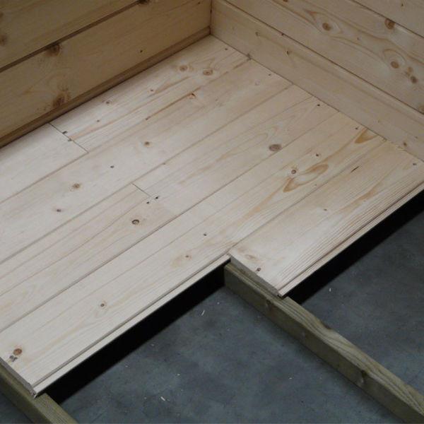 prix compétitif 1118b 076c9 Plancher pour Abris de Jardin Autoclave CHIMAY Solid