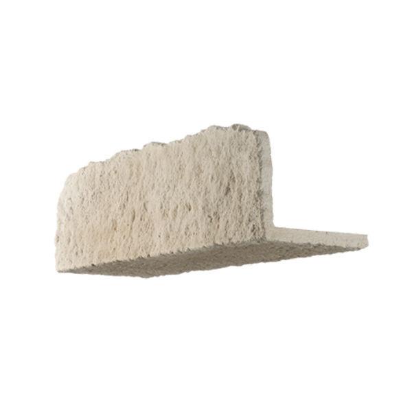 Linteau Causse 120 cm 22,5x22,5 ep 2,5 ton naturel l'unité