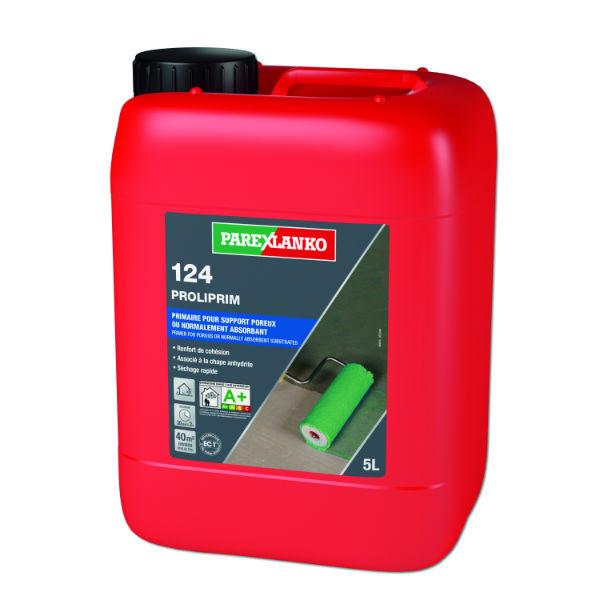 Primaire d'Accrochage 124 Proliprim ParexLanko, 5 litres