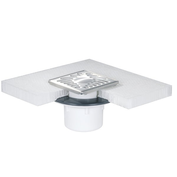 receveur douche italienne nicoll 90x90cm. Black Bedroom Furniture Sets. Home Design Ideas