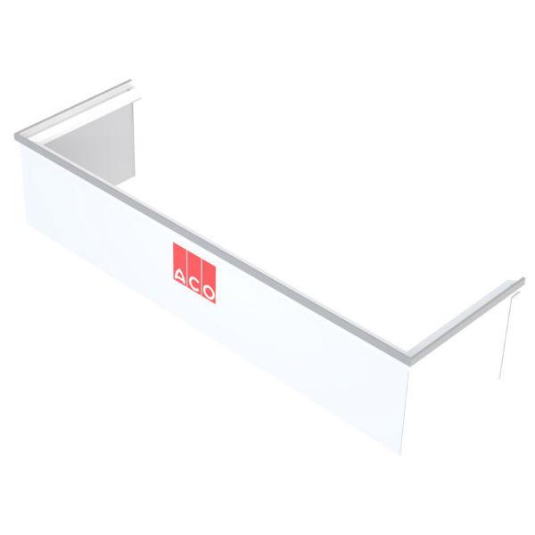 Rehausse Fixe pour Cour Anglaise ACO 125x40 cm