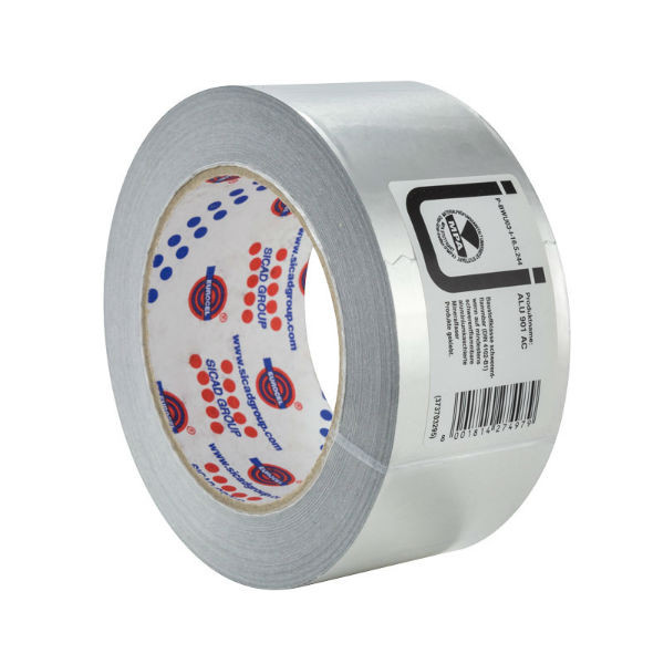 Ruban Aluminium 50 m x 50 mm Eurocel x24