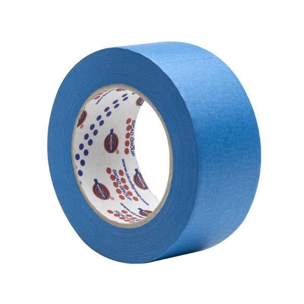 Ruban Adhésif de Masquage Extérieur Bleu 19 mm x 50 m Eurocel MSK6085+
