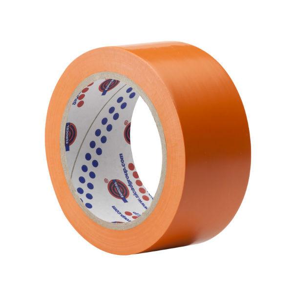Ruban de Masquage et Protection PVC 33 m x 75 mm Eurocel x24