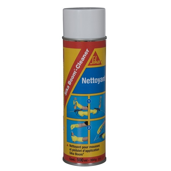 Nettoyant pour mousse expansive Sika Boom Cleaner, 500ml