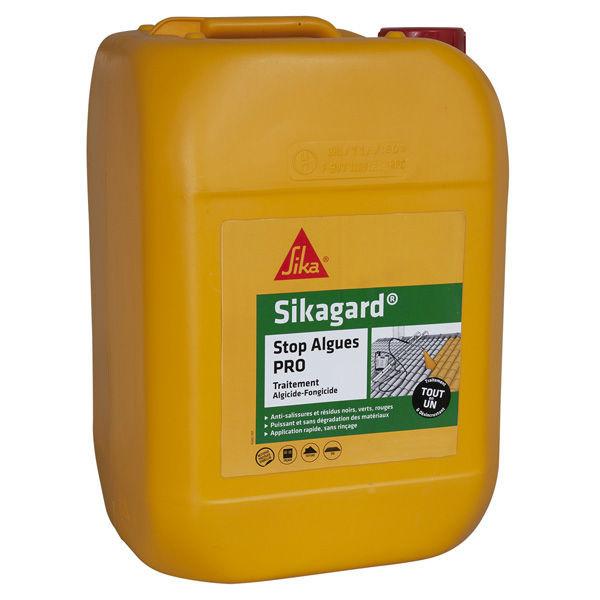 Anti Mousses Sikagard Stop Algues Pro Multi Surface, 5 litres