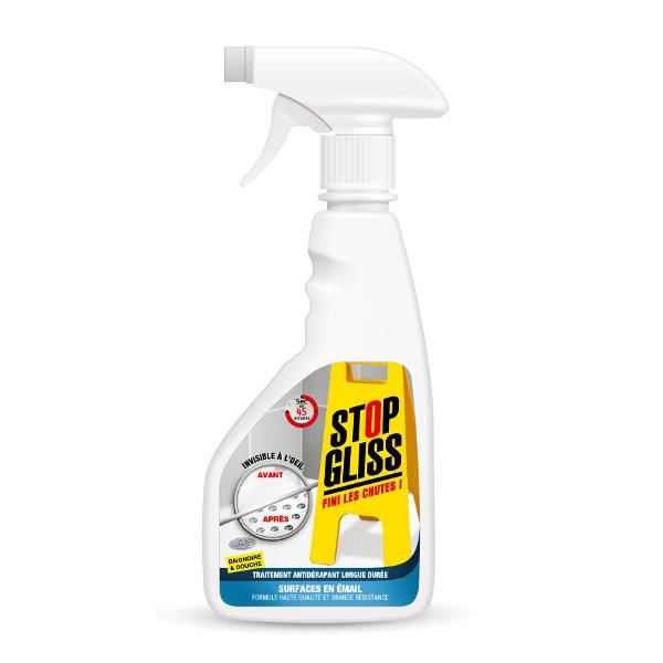 Anti-dérapant Stop Gliss surface émail 500 ml