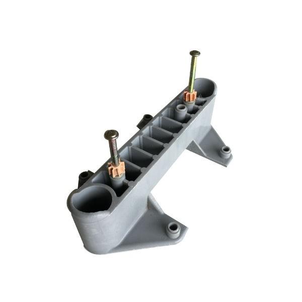 Talonnette Plastique pour Coffrage 25 cm avec Pointes, par 100