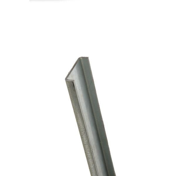 U pour Poteau à Sceller Longueur 1m Clôture Ambre 12 x 46 mm