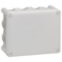 Boîte de Dérivation Plexo Legrand Rectangulaire 155x110x74mm 092042