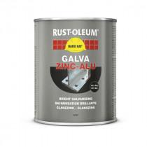 Galva Zinc Alu Hard Hat Rust-Oleum Bidon 1 Kg