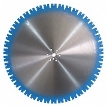 Disque diamant pour scie murale VZC 13 Carbodiam, diam 650 mm