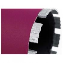 Couronne diamant pour béton Foret Sharkor Carbodiam, diamètre 219 mm