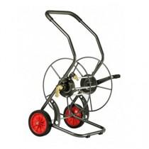 Dévidoir 2 roues Haemmerlin, capacité 55 m / diamètre 15 mm