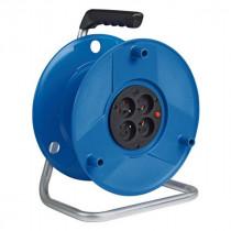 Enrouleur Électrique Vide ⌀ 290 mm 4 prises Brennenstuhl 1200011