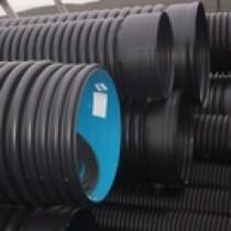 Tuyau annelés/lisses diamètre 400 mm longueur 6 ml