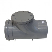 Clapet anti retour PVC MF à coller Ø 200 mm